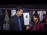 NY Fashion Week Day 1 - Darren Criss interview #NYFW #MBFW