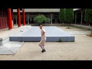 Ши Ян Чоу (монах 34 поколения)- Малый Мягкий кулак
