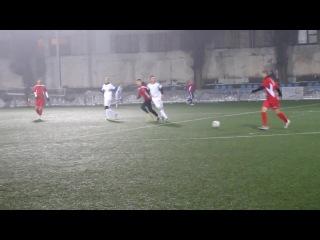 ФК Интрер 1 : 3 ХФК Альфа и Омега