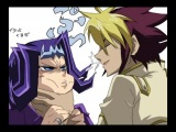 Spit While Kissing (Yugioh ZeXal)