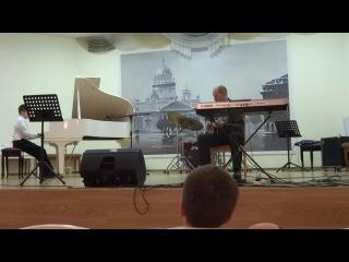 Блюз (Сасько...)-прослушивание в Охт. центре-А.Дьяков&В.Дьяков