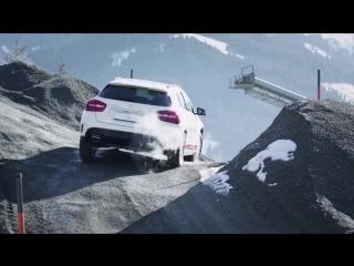 Off-Road Training Mercedes-Benz