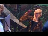 Видео со съемок фильма