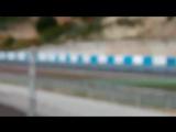 Первый круг McLaren Honda на тестах в Хересе