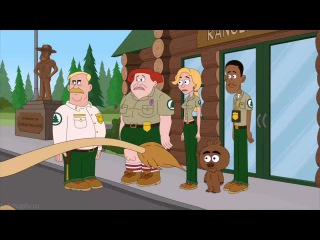 Бриклберри | Brickleberry