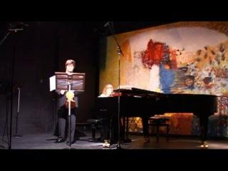 Отторино Респиги - Соната для скрипки и фортепиано си минор III. Allegro moderato ma energico - Allegro molto e appassionato - Vivacissimo - Piu presto - Piu sostenuto - Andante espressivo - Molto allegro e agitato - Largamente