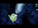 Project Diva Arcade Deep Sea Boy Kagamine Len Deep Sea Girl cover