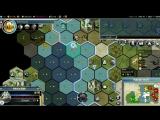 Командная игра 2х2: Персия Греция vs Индия Сиам #2 Sid Meier's Civilization V