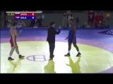 Рашид Садулаев. Финал чемпионата мира по вольной б