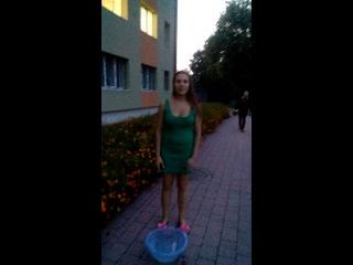 #icebucketchallengeПрийняла виклик від Інни Торбич. Слава Україні!