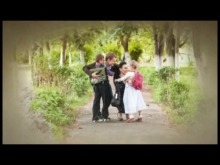Невероятная и оригинальная История Любви - Love Story (от знакомства до старости)
