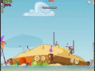 Вормікс: Я vs Олександр (8 рівень)