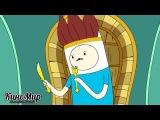 Время Приключений 2 сезон 14 серия: Тихий король