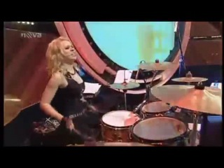 Gabriela Gunčíková - Highway To Hell (AC DC) Silvestr (New Year´s Eve) 2013