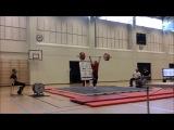 Milko Tokola competition 7.9.2014 category 85kg 140kg+170kg