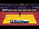 2014 World Championships Chelyabinsk (-60kg Repechage) ARSHANSKI Artiom (ISR) - CHOI In Hyuk (KOR)