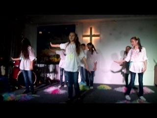 """Танец """"новое поколение""""tg club"""
