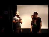Любительский видео отчет сольника Руслана Мухтарова