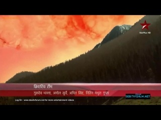 Деваврата (Бхишма) даёт свою тяжёлую, но благородную клятву
