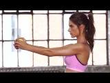 Train Like An Angel 2014: Alessandra Ambrosio Full-Body Workout