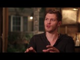 Joseph Morgan Reveals Whats The Difference Between Vampires on TVD & TheOriginals