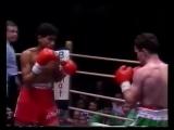 1989-06-02 Antonio Esparragoza vs Jean-Marc Renard (WBA Featherweight Title)
