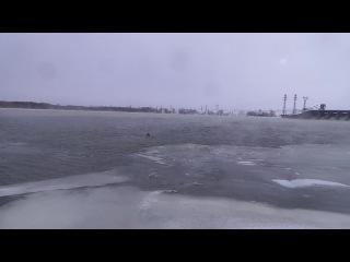 Захар Востриков тренировка 4 января 2015 года работа на встречном течении
