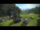 World of Tanks. Алексей Матов. Мы встанем стеною-2