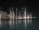 Поющий фонтан в Дубае. Композиция Уитни Хьюстон