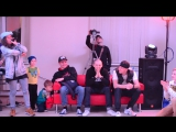 Bboy Tech / 1 круг / Teens Battle Time  / 8.02.2015