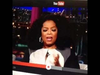 Oprah counting fail (Vine)