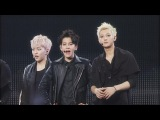 [FULL] 201404 EXO-L Japan DVD: EXO Greeting Party in Tokyo Hello @ VCR + Let Out The Beast + Ment + MAMA + Wolf + Growl
