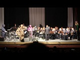 Красноярский филармонический оркестр и группа Secret Chiefs 3 (США)