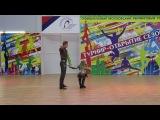 Жукова Александра - Костричкин Михаил В-класс Юниоры и юниорки. 20.09.2014