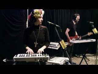 Ultraista - Bad Insect Live on KCRW