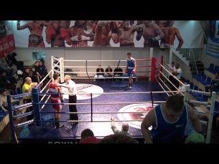 2014.10.19_Бокс_Открытый ринг_Артур Бабамурадов VS 1 (K.О.)