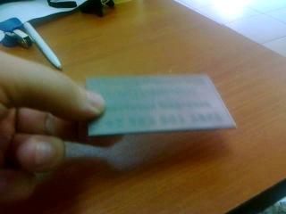 Королевские визитки. Изготовление и ремонт)