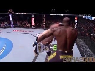 Лучшие нокауты UFC 2013 часть 2)