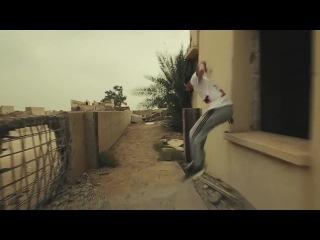 AwolNation - Sail (Unlimited Gravity Remix) Free Runner VS Drifter - Red Bull Failaka Showdown