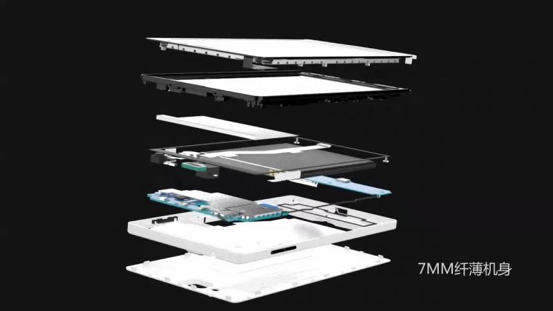 5.5英寸720P高清全视角屏四核3G导航手机酷比魔方Talk5H