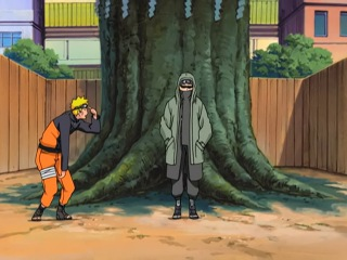Naruto Shippuuden: Ep. 33 - The New Target [Ancord]