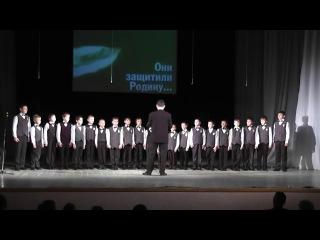 Марш морчастей погранвойск - хор ВИВАТ
