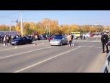 Audi vs Ваз 2110 Monstr Tuning 27.09.14