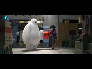 Город героев (мультфильм) - Официальный тизер-Трейлер (2014)