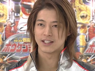 GoGo Sentai Boukenger: Final Interviews with the Adventurers (Deai Masayuki)