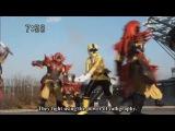 Samurai Sentai Shinkenger Promo 3 (English Subbed)