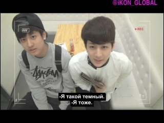 [rus sub] mix & match dvd - yunhyeong self cam