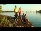 Виктор Цой - Муравейник и группа Муравьи-бэнд! Детский рок в Карельских скалах и брёвнах!!