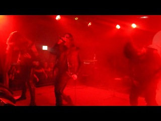 NARGAROTH.Live in Moscow.16/11/14.