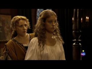 Их нравы. Секс в христианстве, по предписанию церкви (из сериала Изабелла/Isabel | 2011)